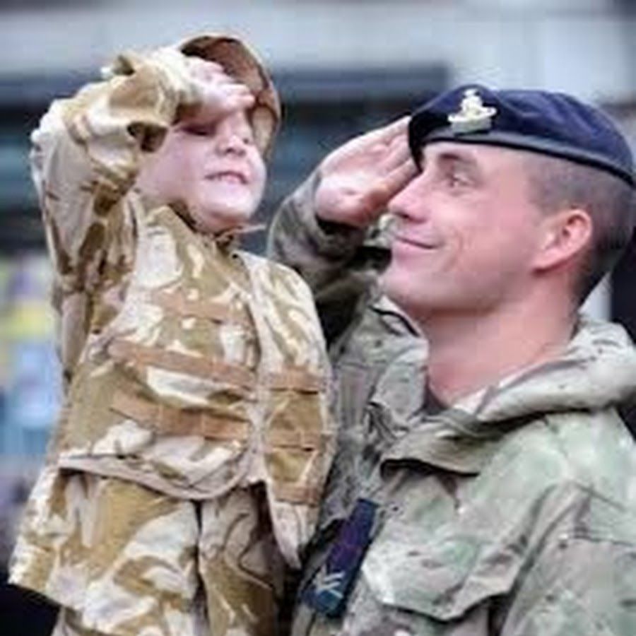 itun soldier homecoming heartwarming - 900×900