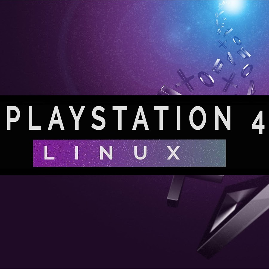PlayStation 4 Linux - YouTube