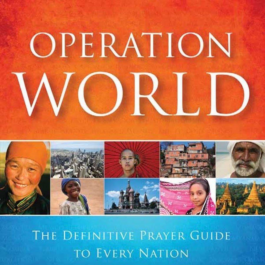 Operation World - Prayer Guide for the World and Africa
