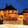 Vánoční dům - Christmas house - Karlovy Vary