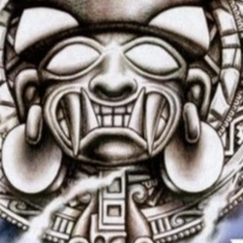 975c18e78 http://www.warvox.com - Professional tattoo designs ready for Instant  Download! - Aztec Mayan Inca Pre-Columbian Tattoo Art inspired by ancient  Mesoamerican ...
