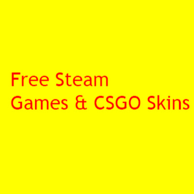 Free Steam Games & CSGO Skins | اليمن VLIP-MIG LV
