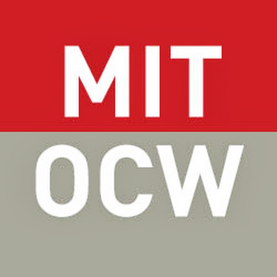 MIT OpenCourseWare - YouTube