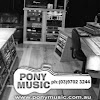 Pony Music Production Hire