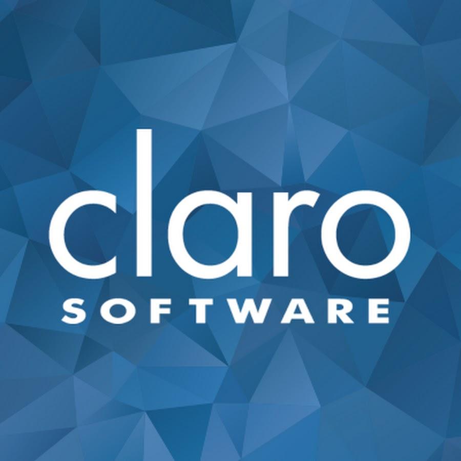 Claro Software - YouTube