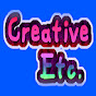 Creative Etc. Youtube Channel Statistics