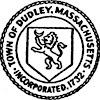 Town of Dudley Massachusetts