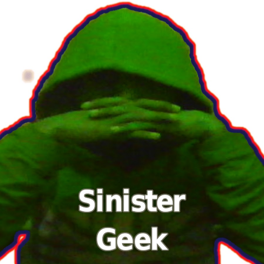sinister geek - YouTube