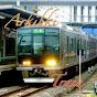 Arkibk Train Aki