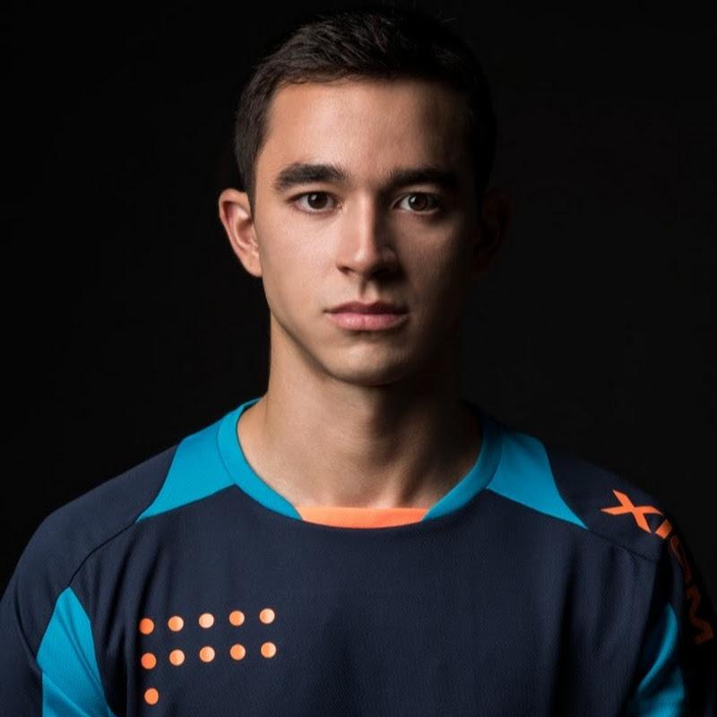 Hugo Calderano - Tênis de Mesa