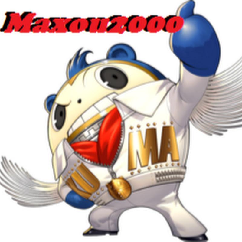 youtubeur maxou 2000