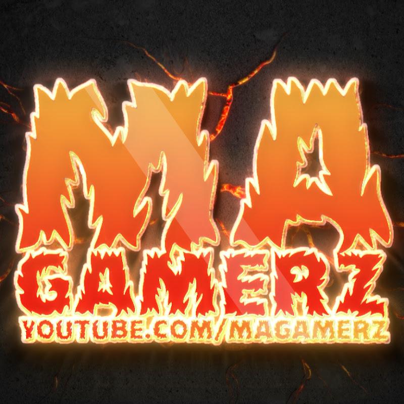 Ma Gamerz logo