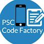 psc code factory