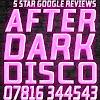 After Dark Disco - Wedding DJ West Sussex