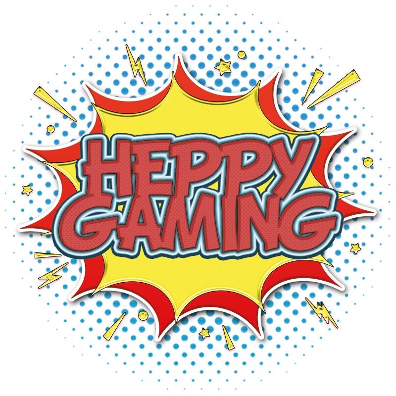 Heppy gaming (heppy-gaming)