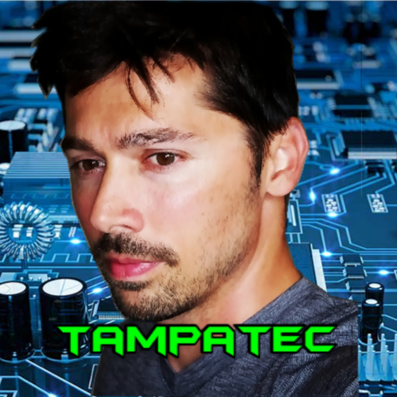 Tampatec YouTube channel image