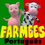 Farmees Português - Canções dos miúdos Youtube Channel Statistics