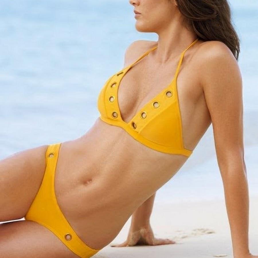 hilary rhoda bikini - 760×1024