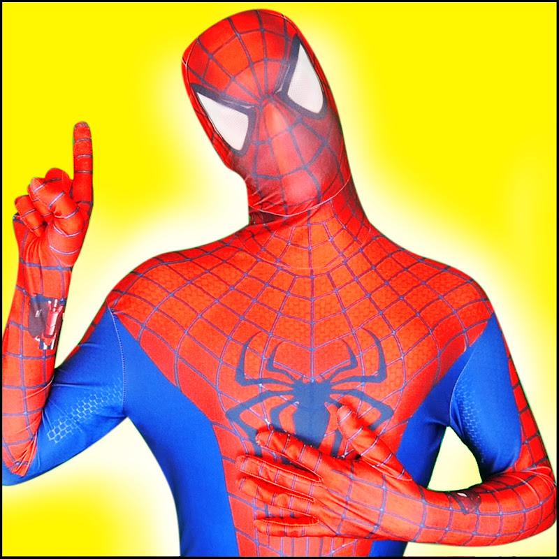 Superhero-Spiderman-Frozen Compilations