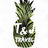 Tarzan and Jane travel