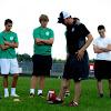 Coach Chris Husby
