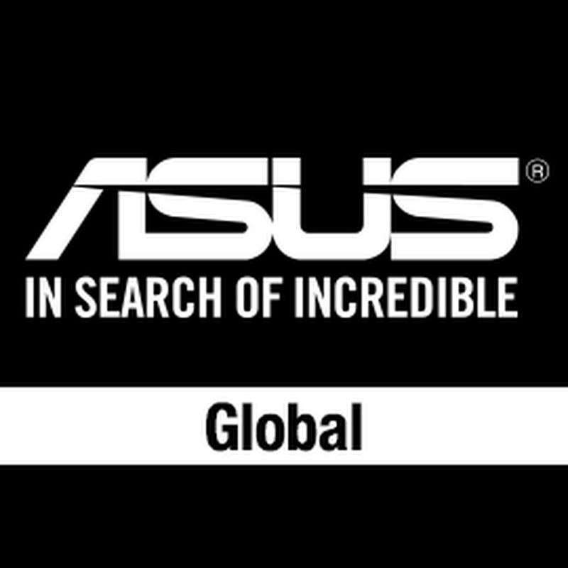 Asus YouTube channel image