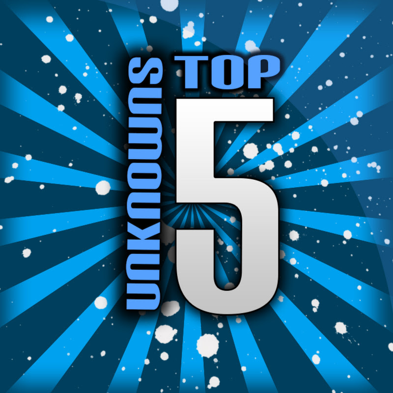 Top5Unknowns YouTube channel image