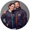 Kimberly and Jamie Jarman