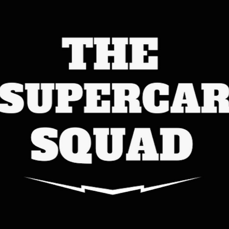 Youtubeur TheSupercarSquad