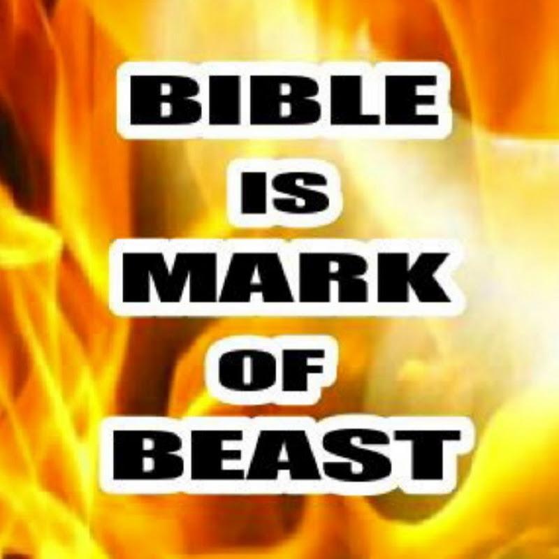 BIBLEisMARKofBEAST