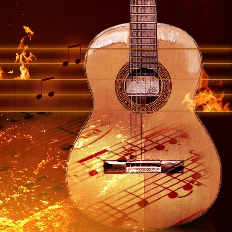 Картинки с гитарой с надписью