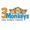 3 Monkeys Inflatables & Entertainment