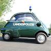 Polizeioldtimer