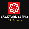Backyard Supply Decor