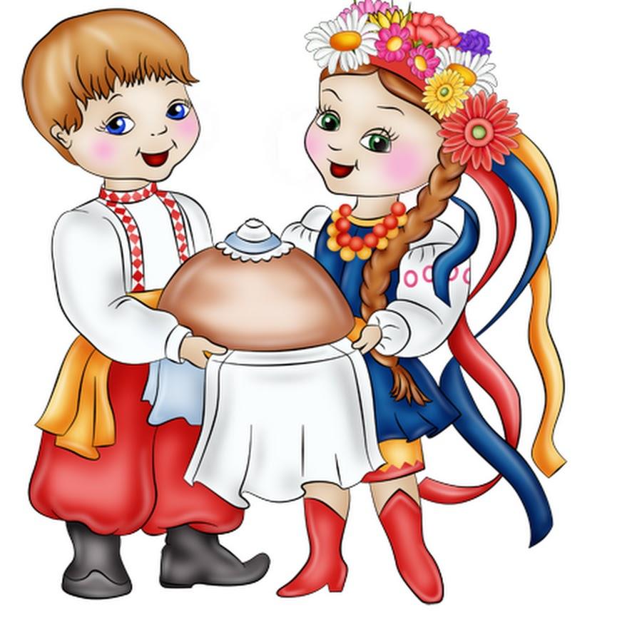 Украина картинки для детей, стихами