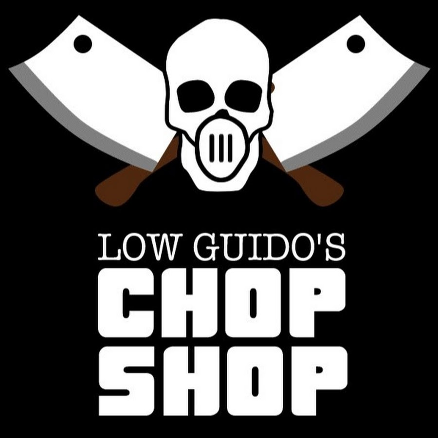 the latest 075d1 9509a Low Guido's Chop Shop - YouTube