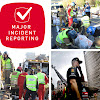 Major incident reporting