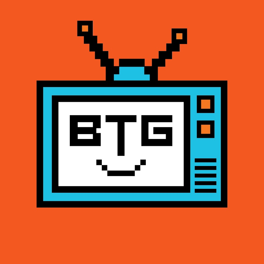 Blue Television Games - YouTube