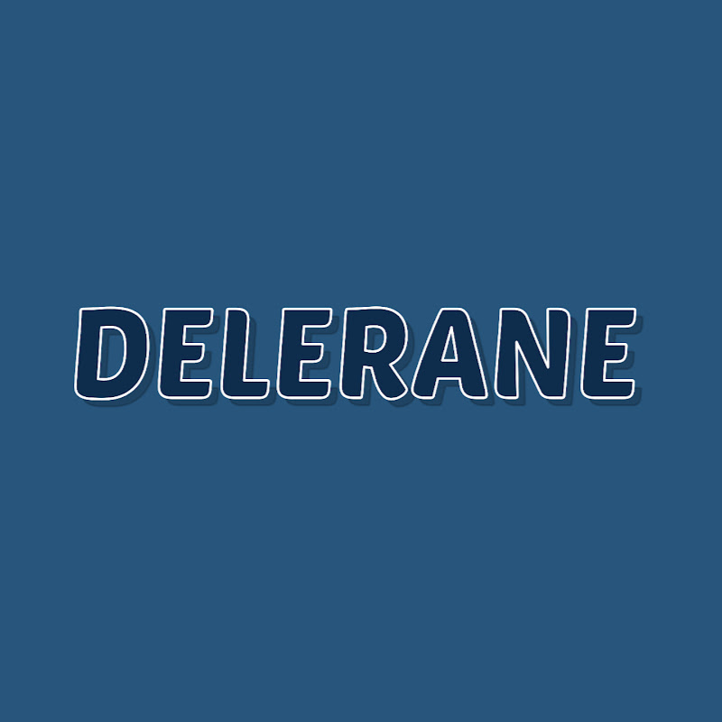 youtubeur DELERANE