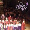 high rock gospel singers tv