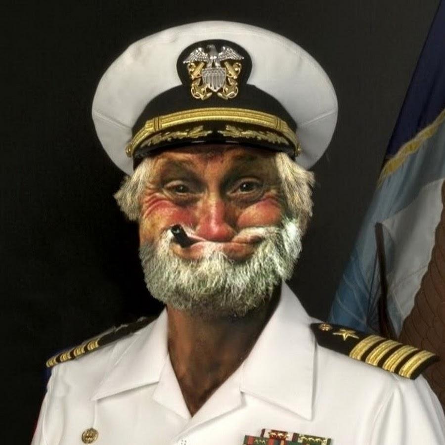 смешные картинки моряк капитан день
