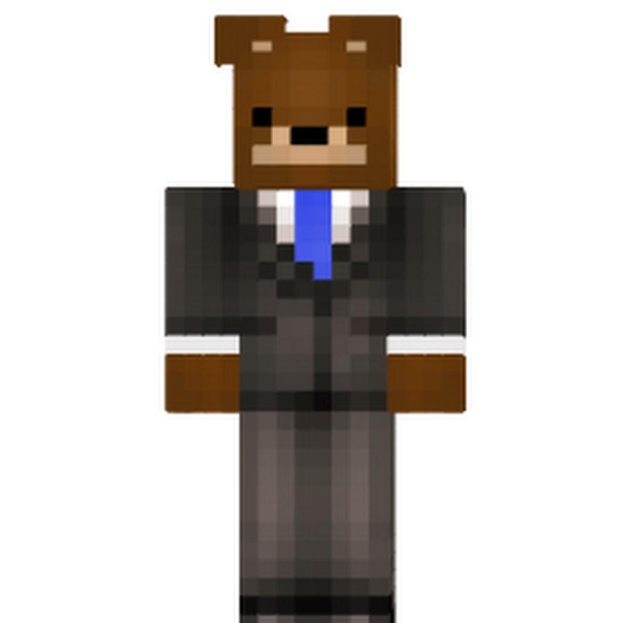 скины майнкрафт медвежонок #4