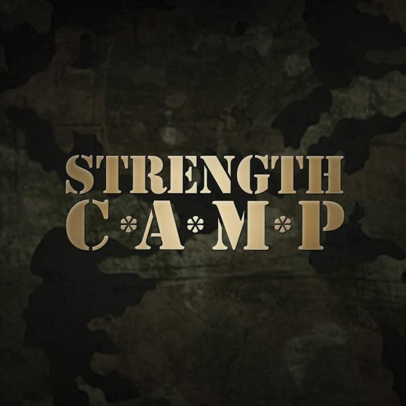 Elliott Hulse's Strength Camp Photo
