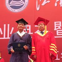 Học tiếng Trung cùng Nguyễn Hữu Dương