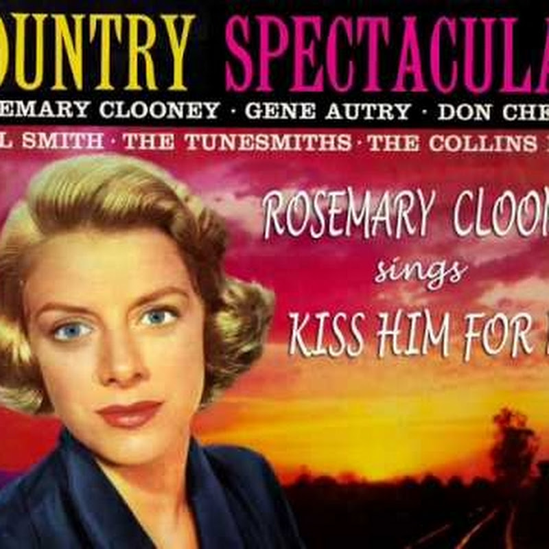 Jo Stafford Sings Red River Valley