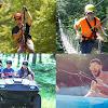 Northwoods Zip Line, Argo ATV, Kayak River Tours