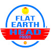 Flat Earth Head