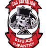 2nd Battalion 53rd Air Infantry
