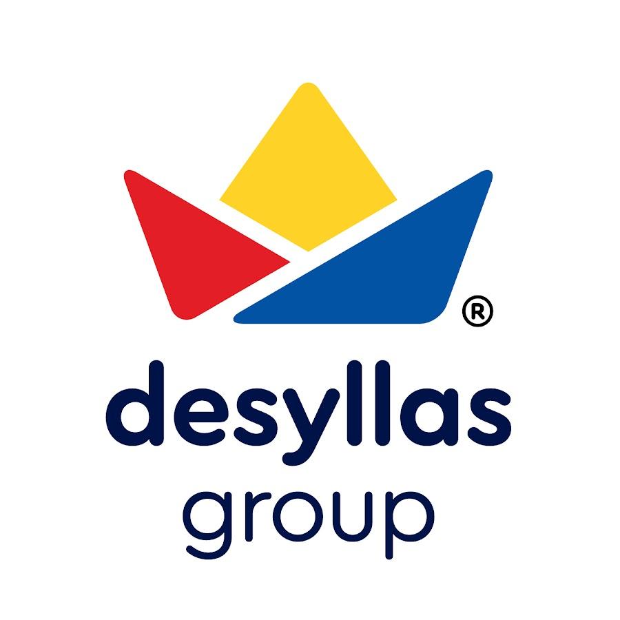 660bc841c690 Desyllas Games - YouTube