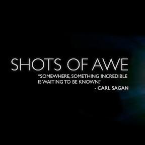 Shots of Awe by Jason Silva